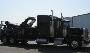 heavy truck towing nyc
